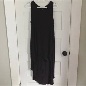 F21 High-Low slip dress
